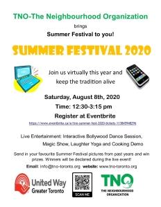 TNO Summer Fest 2020